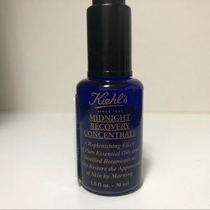 Kiehl's Midnight Recovery Facial Oil